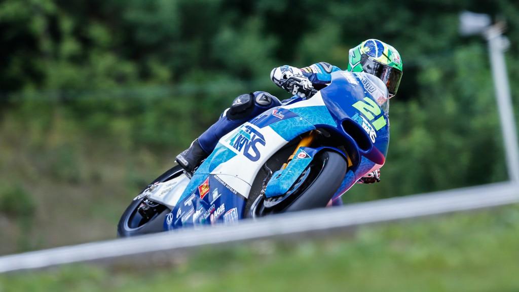 Franco Morbidelli, Italtrans Racing Team, CZE FP2
