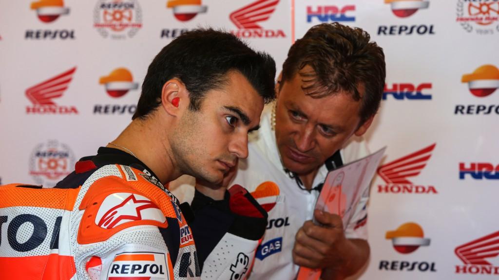 Dani Pedrosa, Repsol Honda Team, CZE FP2