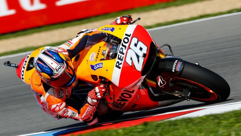Dani Pedrosa, Repsol Honda Team, CZE FP1