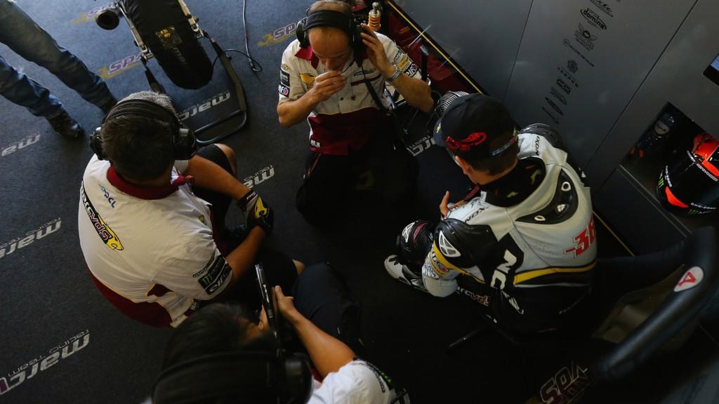 Mika Kallio, Marc VDS Racing Team, CZE FP2