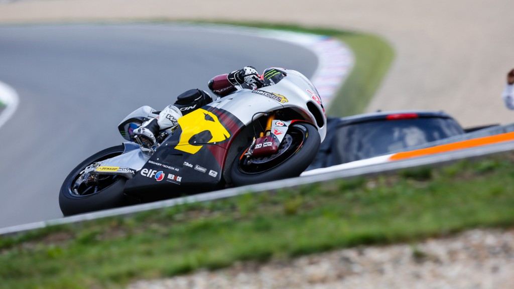Mika Kallio, Marc VDS Racing Team, CZE FP2