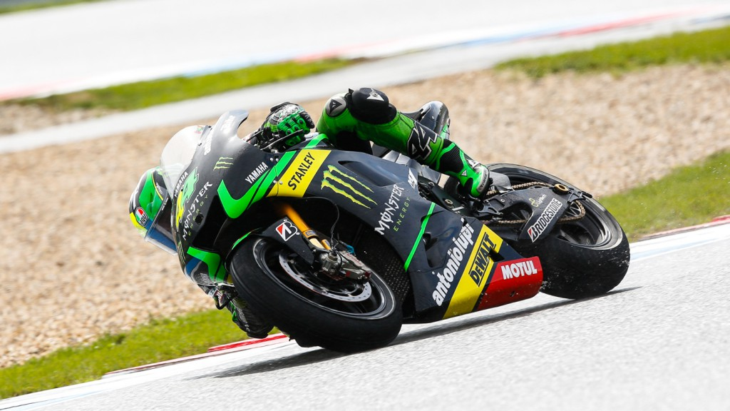 Pol Espargaro, Monster Yamaha Tech 3, CZE FP2