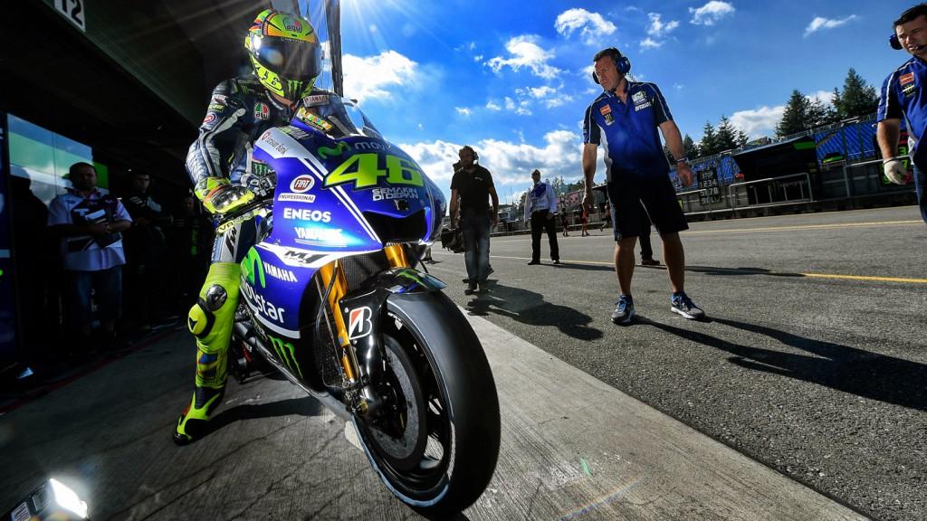 Valentino Rossi, Movistar Yamaha MotoGP, CZE FP1