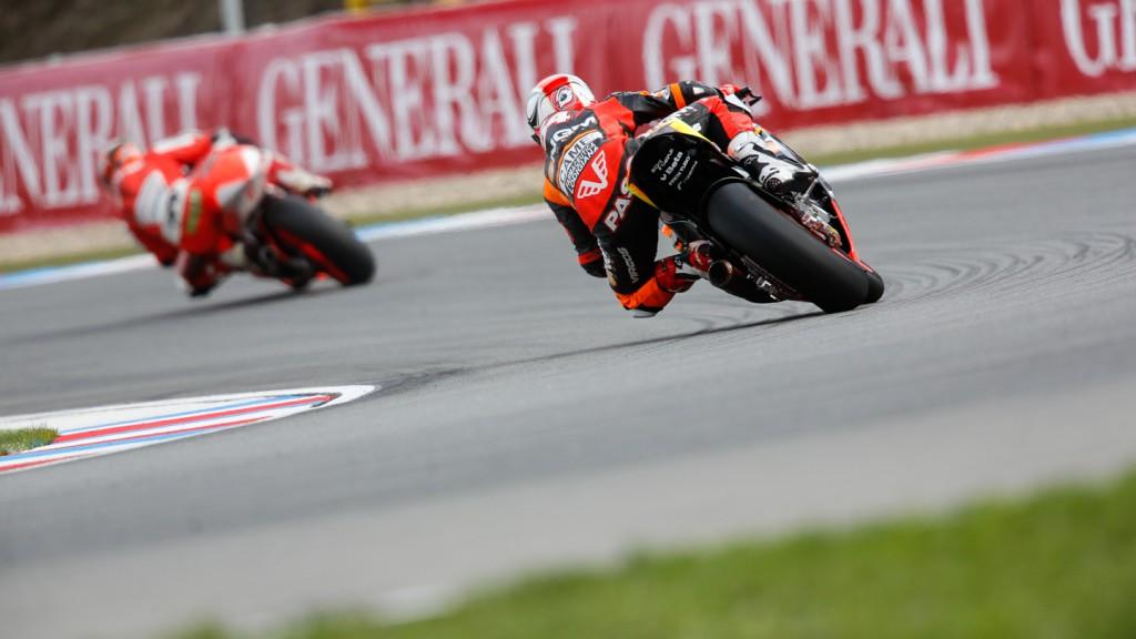 Mattia Pasini, NGM Forward Racing, CZE FP2