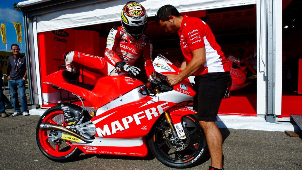 Juanfran Guevara, Mapfre Aspar Team Moto3, CZE FP2