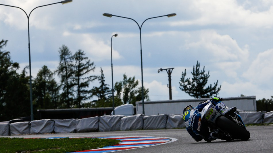 motogp.com · Julian Simon, Italtrans Racing Team, CZE FP2