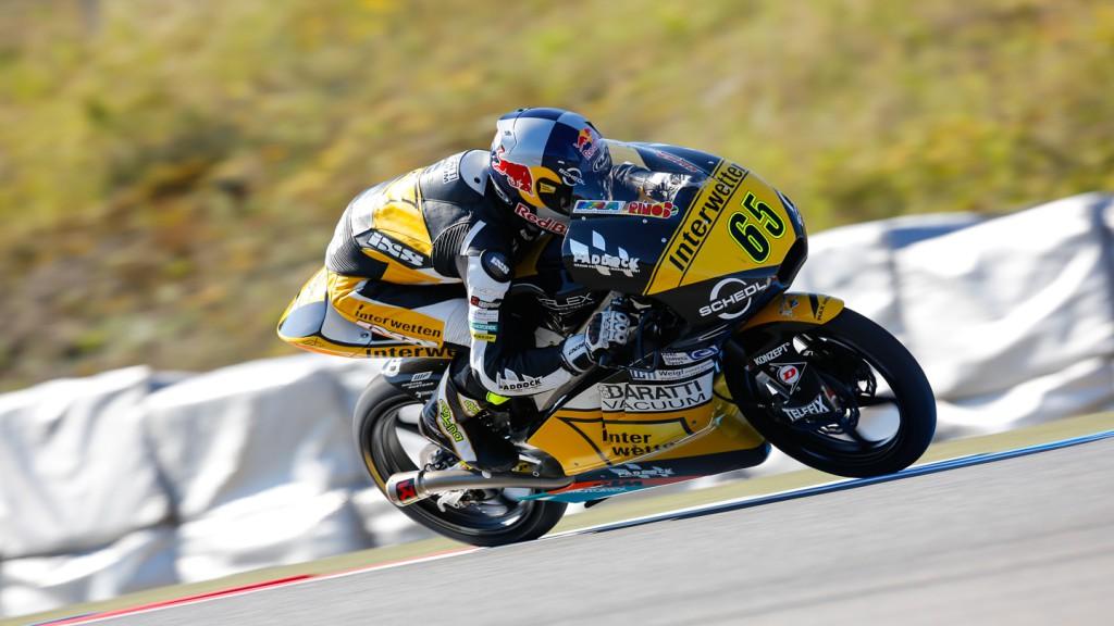 Philipp Oettl, Interwetten Paddock Moto3, CZE FP2