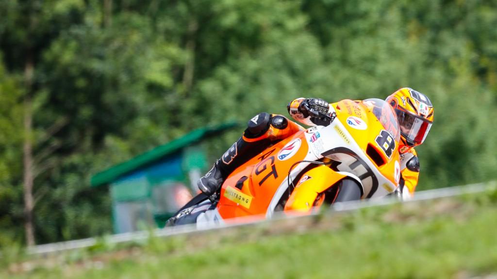 Gino Rea, AGT REA Racing, CZE FP2