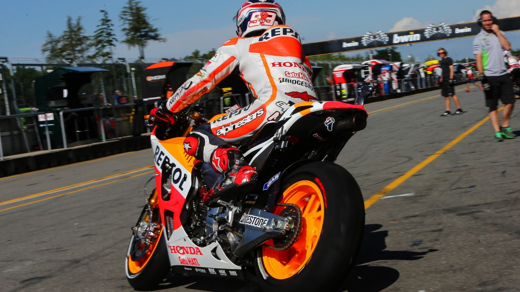 Marc Marquez, Repsol Honda Team, CZE FP1