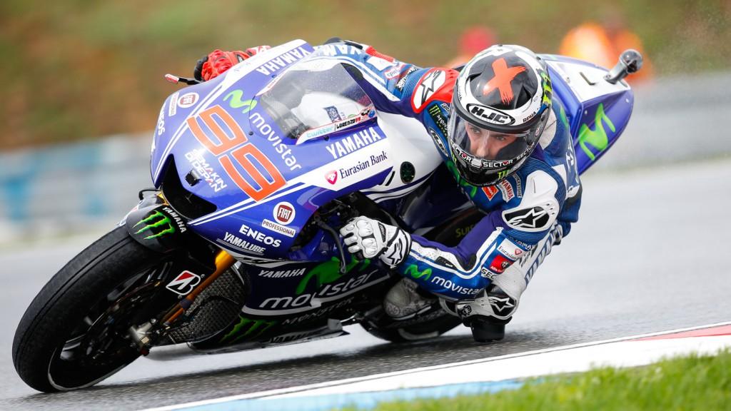 Jorge Lorenzo, Movistar Yamaha MotoGP, CZE FP2