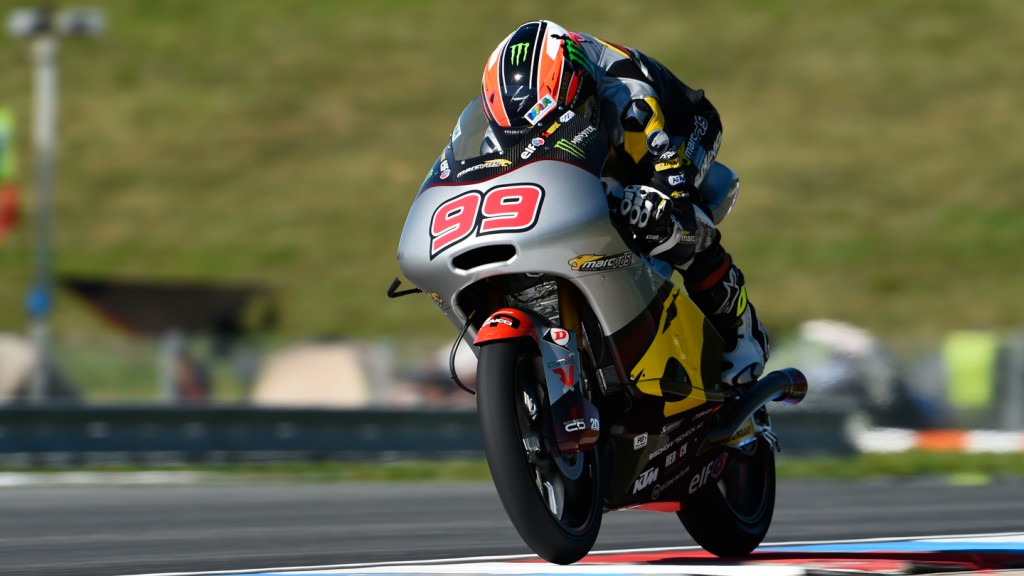Jorge Navarro, Marc VDS Racing Team, CZE FP2