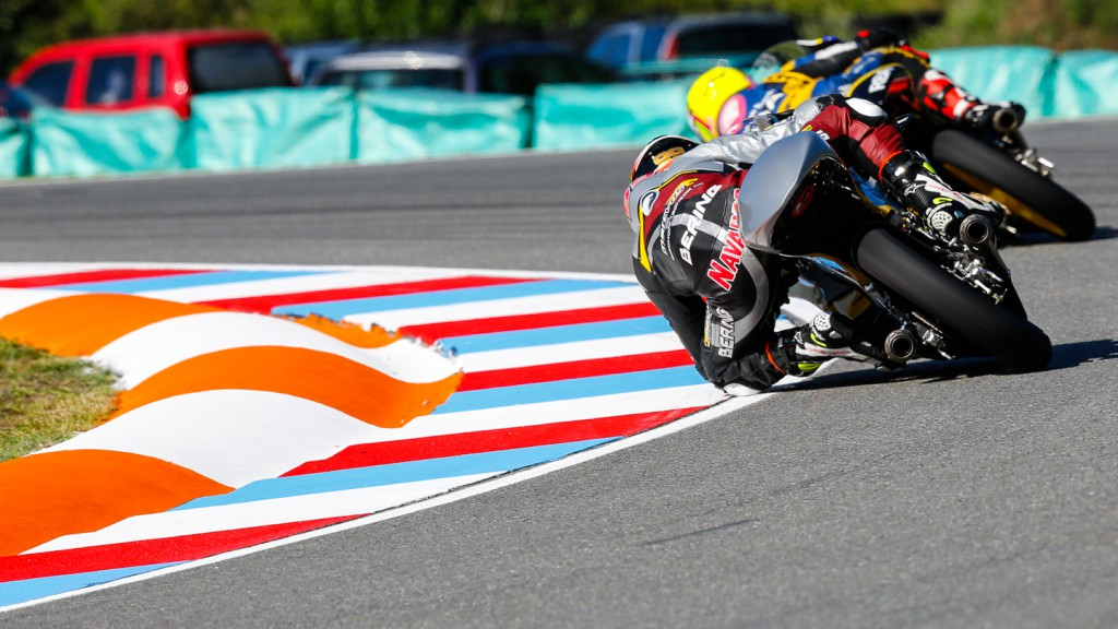 Jorge Navarro, Marc VDS Racing Team, CZE FP1