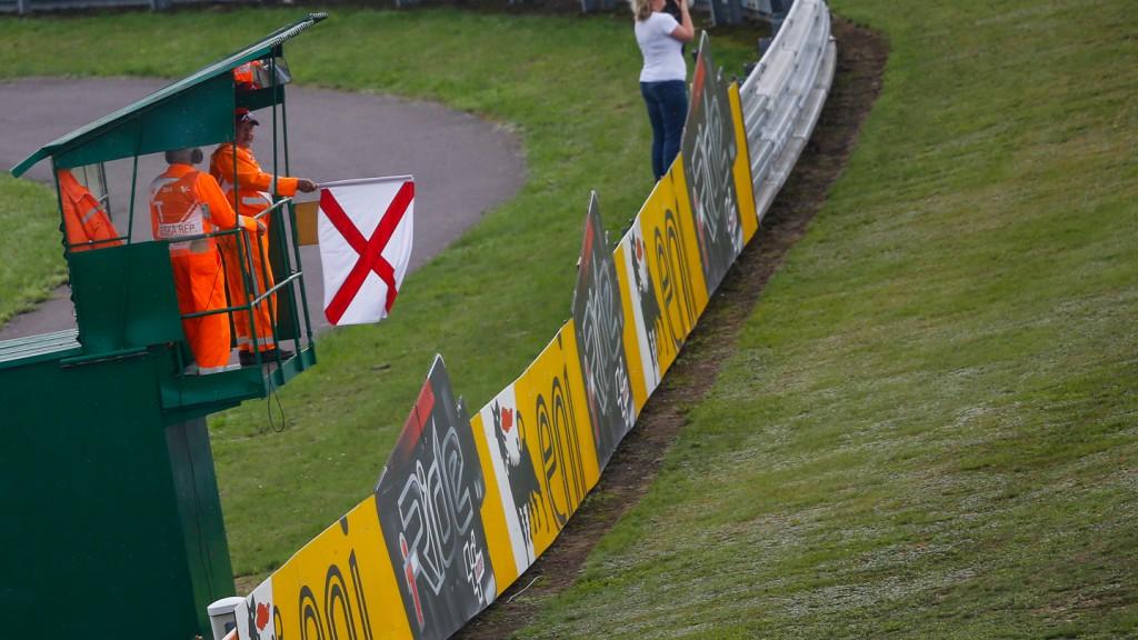 Rain flag, CZE FP2