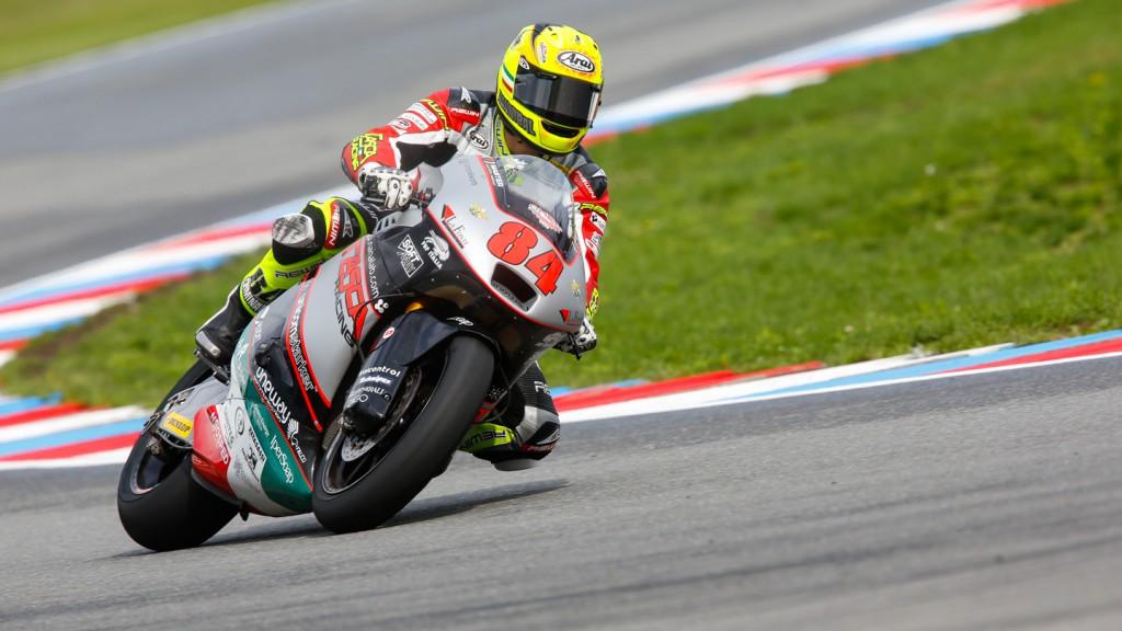 Ricardo Russo, Tasca Racing Moto2, CZE FP2