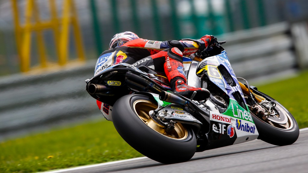Stefan Bradl, LCR Honda MotoGP, CZE Q1