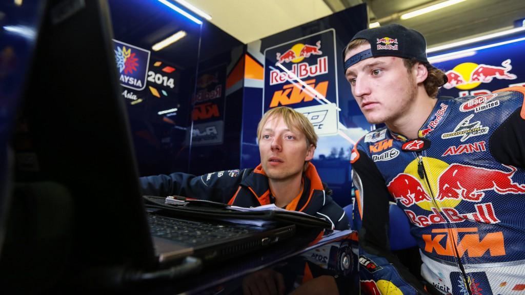 Jack Miller, Red Bull KTM Ajo, CZE QP