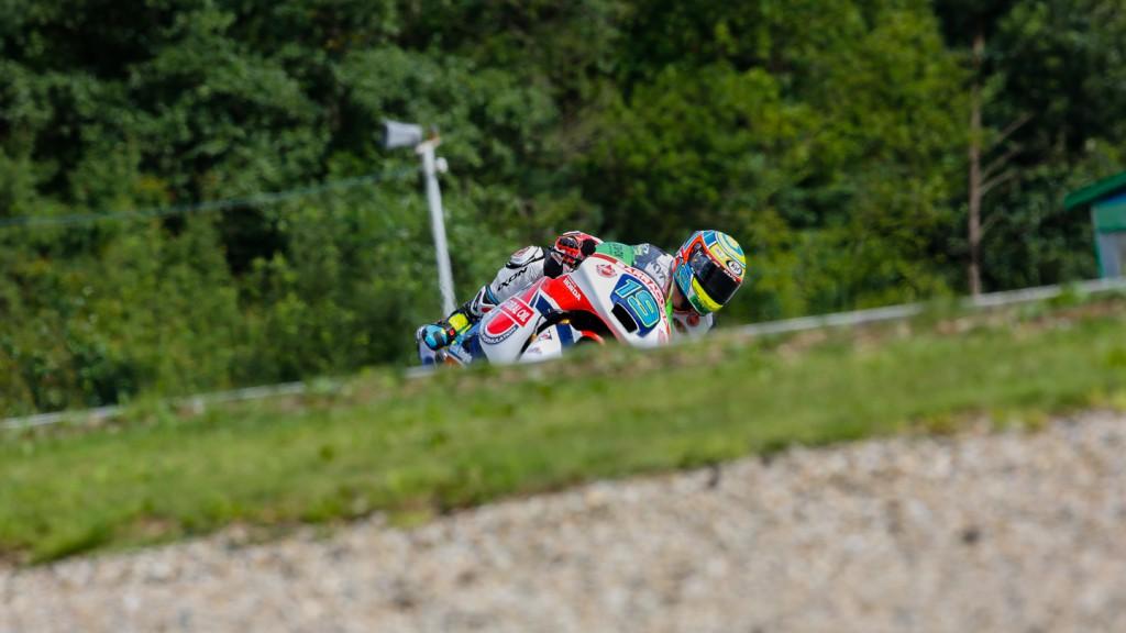 Xavier Simeon, Federal Oil Gresini Moto2, CZE FP3