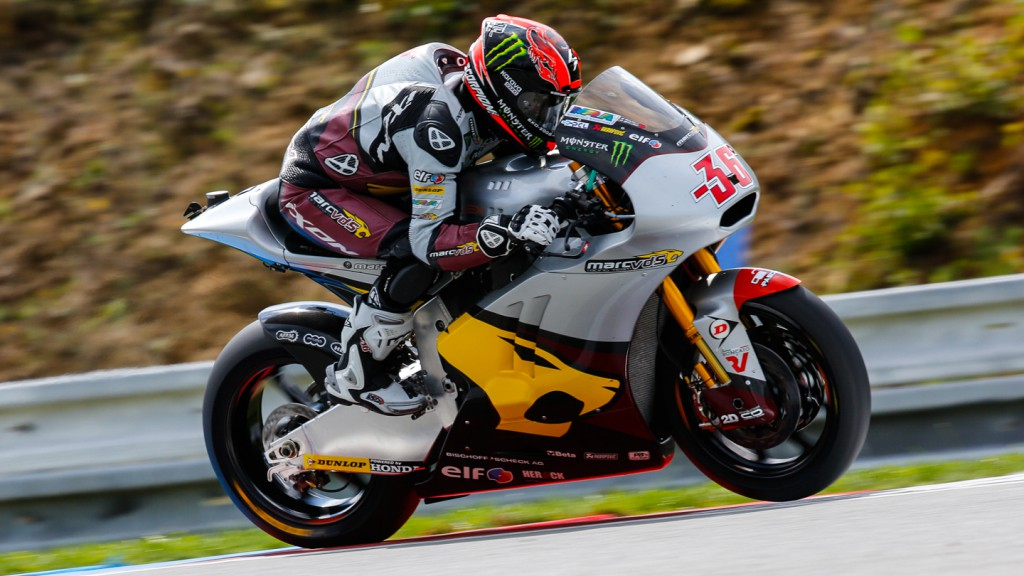 Mika Kallio, Marc VDS Racing Team, CZE QP