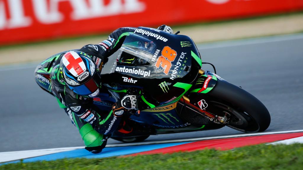Bradley Smith, Monster Yamaha Tech 3, CZE FP3