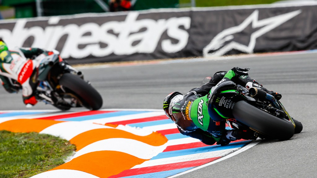 Bradley Smith, Monster Yamaha Tech 3, CZE Q2