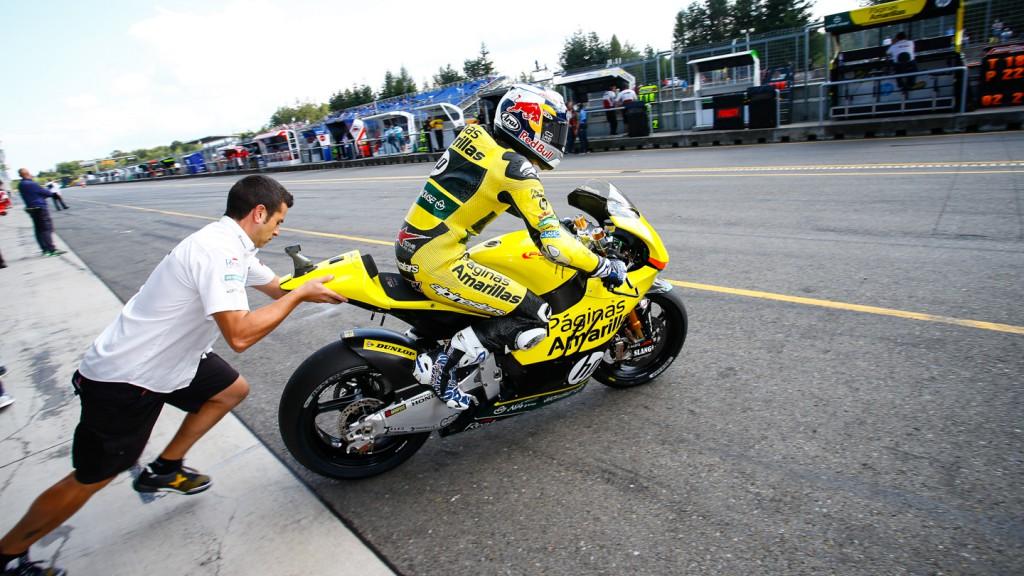 Maverick Viñales, Paginas Amarillas HP 40, CZE QP