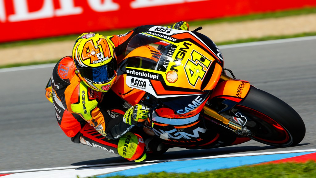 Aleix Espargaro, NGM Forward Racing, CZE FP3