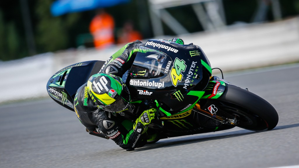 Pol Espargaro, Monster Yamaha Tech 3, CZE Q2