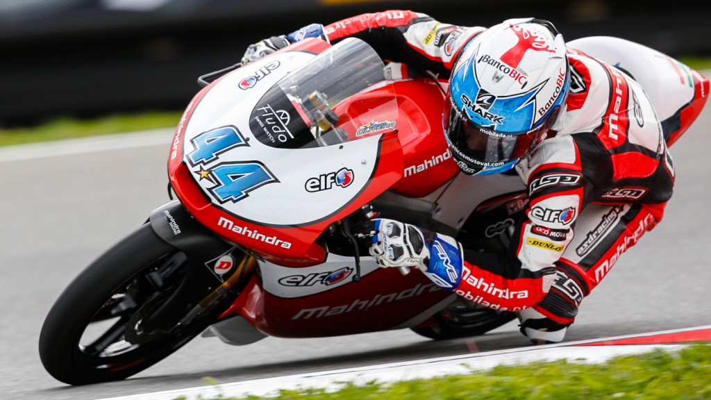 Miguel Oliveira, Mahindra Racing, CZE QP