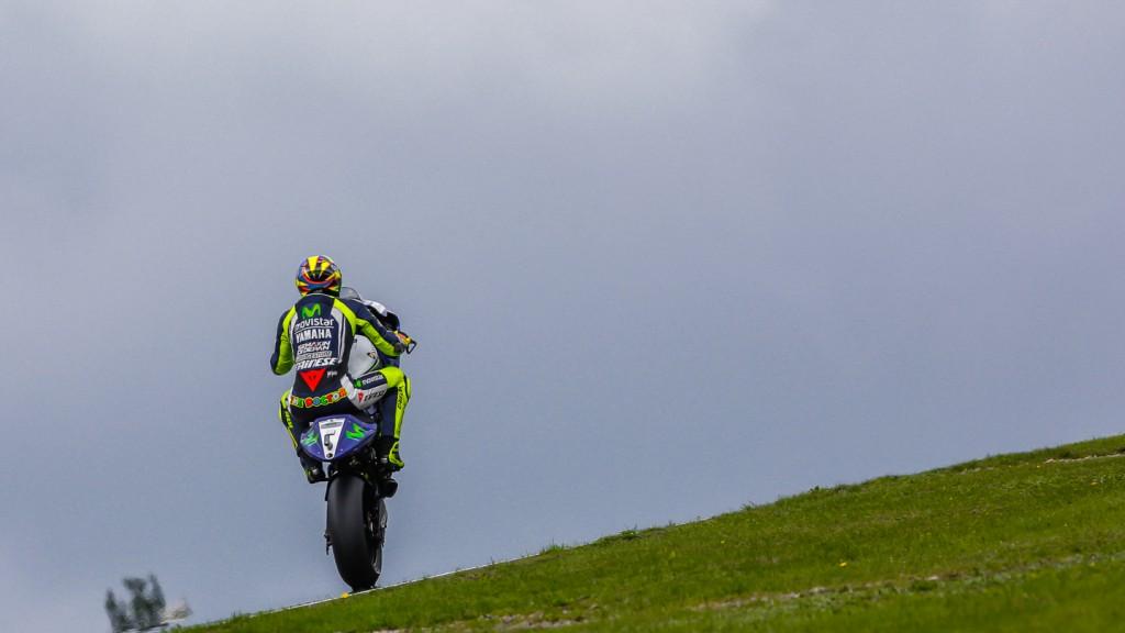 Valentino Rossi, Movistar Yamaha MotoGP, CZE FP3