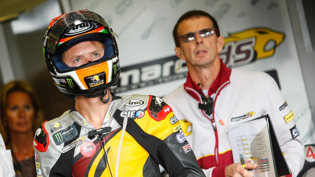 Esteve Rabat, Marc VDS Racing Team, CZE QP