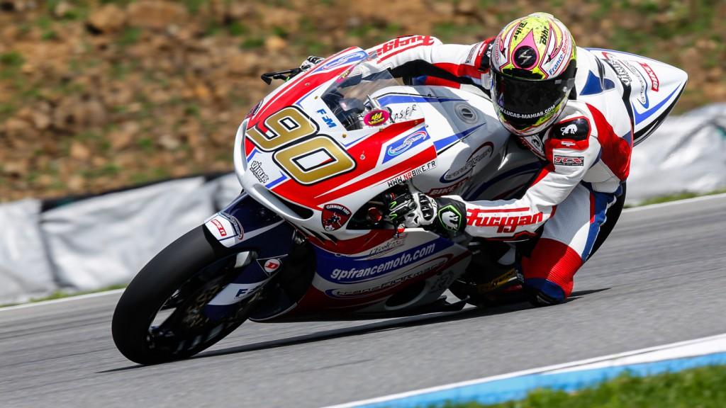 Lucas Mahias, Promoto Sport, CZE QP