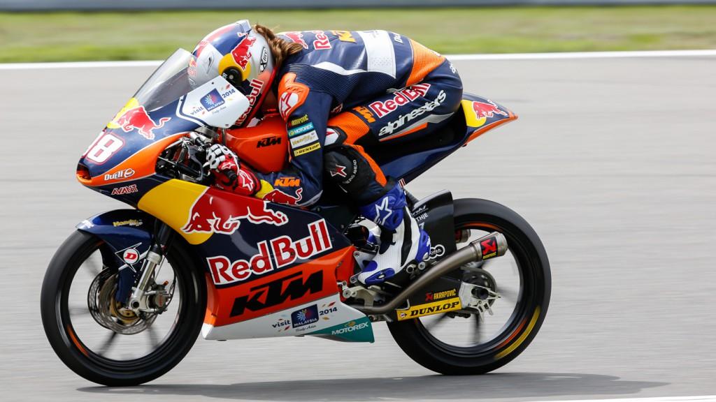 Karel Hanika, Red Bull KTM Ajo, CZE QP