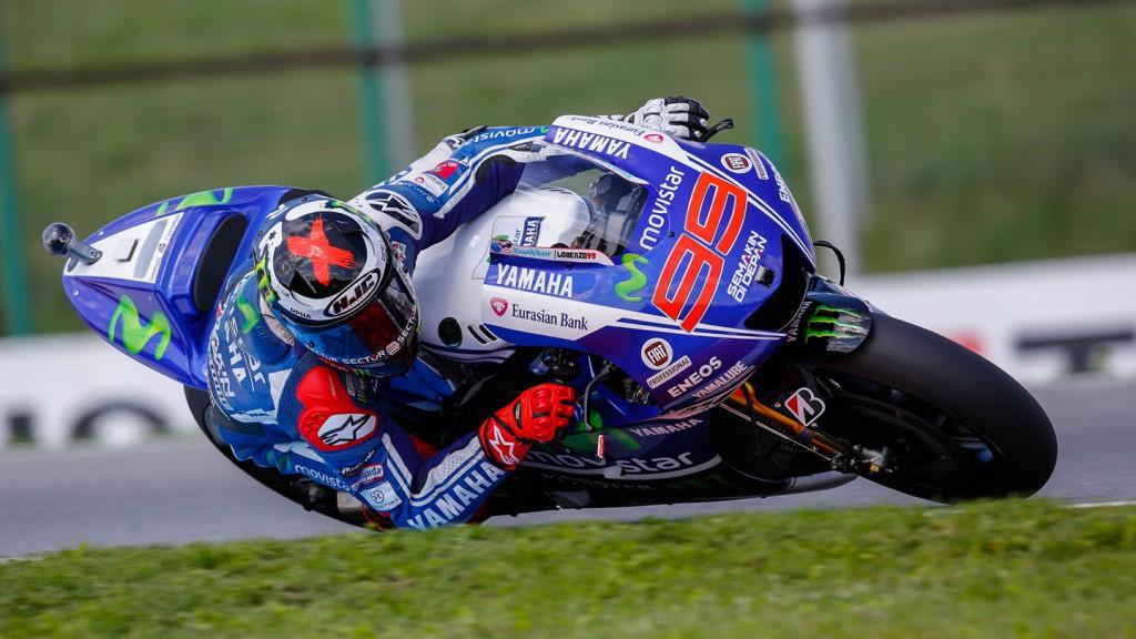 Jorge Lorenzo, Movistar Yamaha MotoGP, CZE FP3