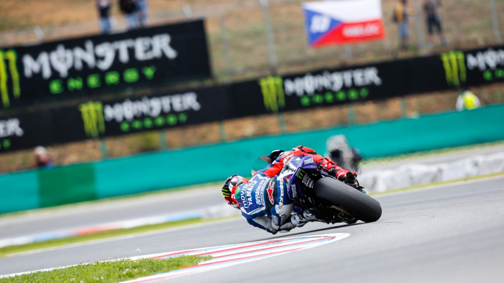 Jorge Lorenzo, Movistar Yamaha MotoGP, CZE Q2