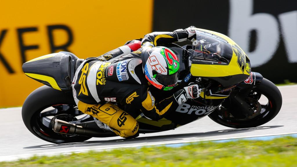Miroslav Popov, Montaze Broz Racing Team, CZE QP