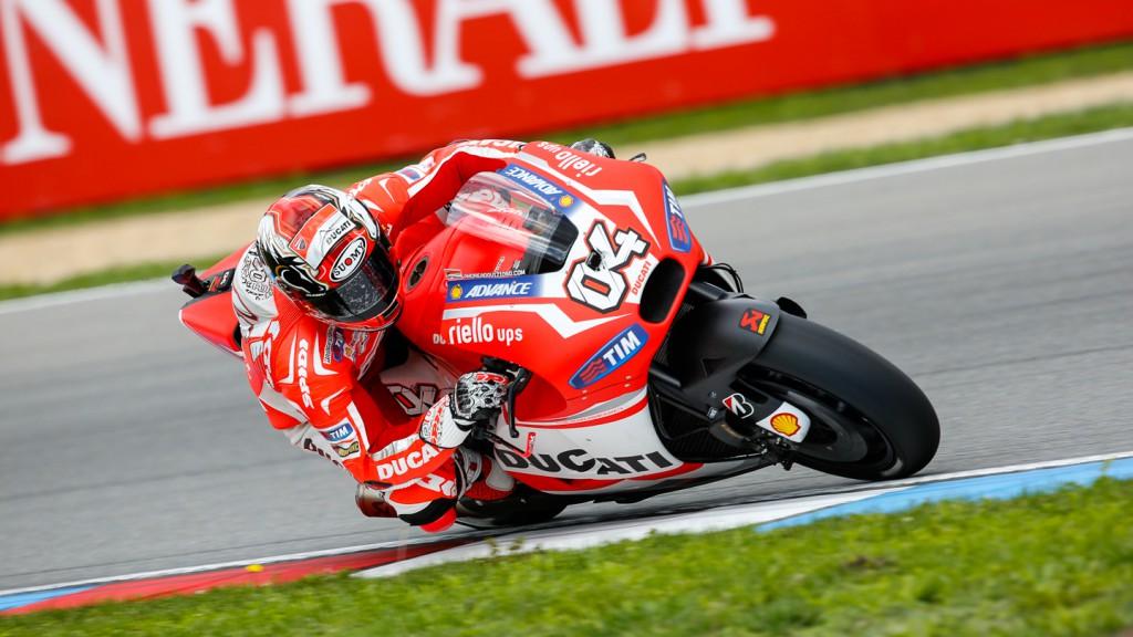 Andrea Dovizioso, Ducati Team, CZE RACE