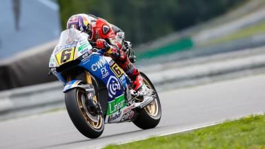 Stefan Bradl, LCR Honda MotoGP, CZE RACE