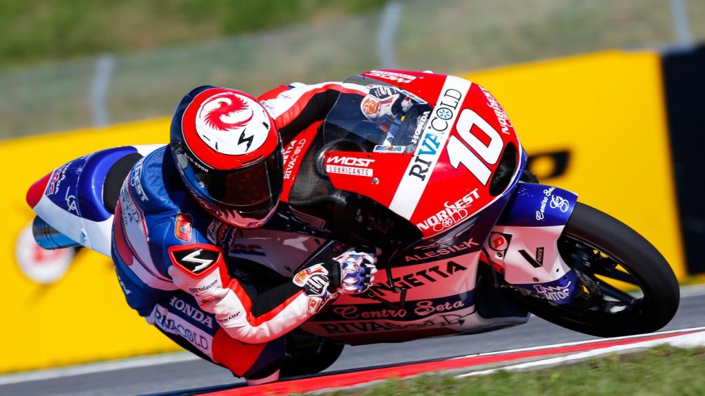 Alexis Masbou, Ongetta-Rivacold, CZE RACE