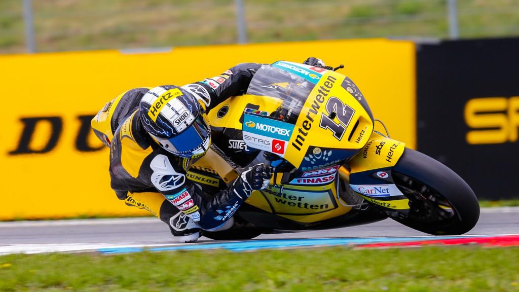 Thomas Luthi, Interwetten Paddock Moto2, CZE WUP
