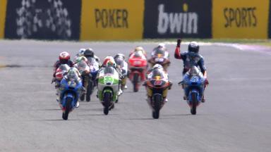 Brno 2014 - Moto3 - RACE - Action - Alex Rins
