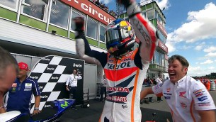 Brno MotoGP Race Pedrosa