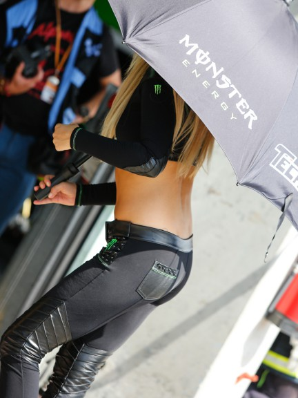 Paddock Girls, bwin Grand Prix České republiky