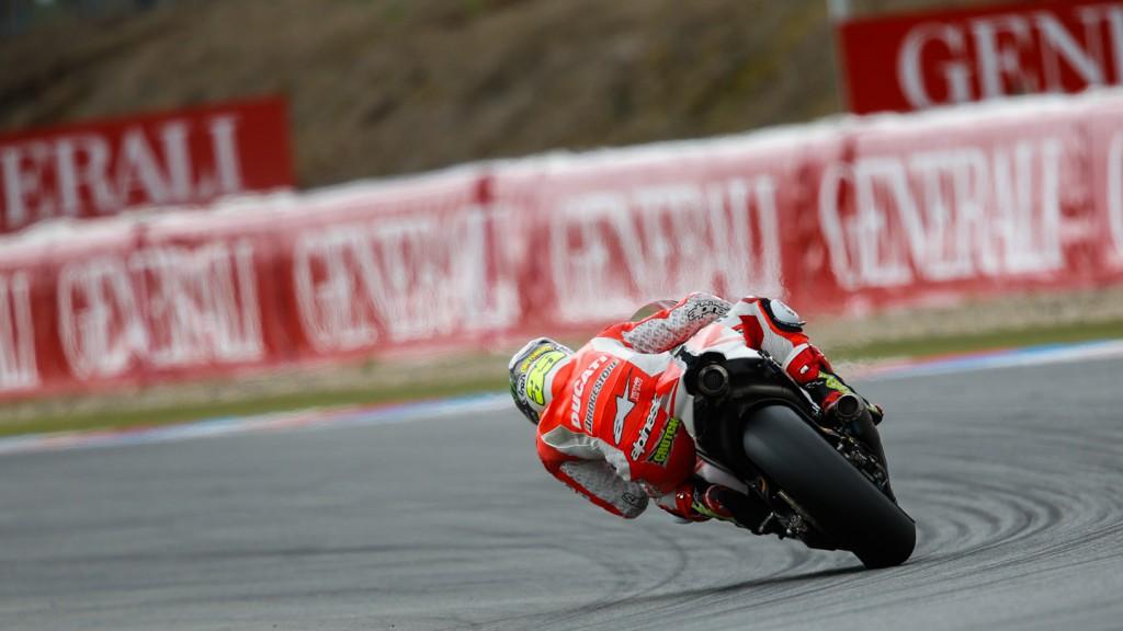 Cal Crutchlow, Ducati Team, CZE WUP