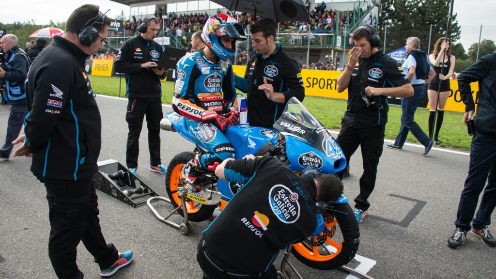 Alex Rins, Estrella Galicia 0,0, CZE RACE
