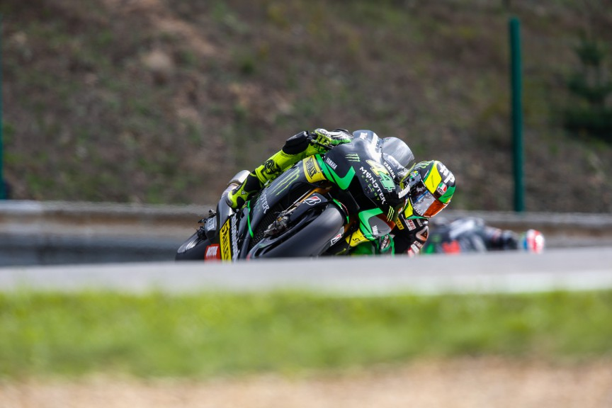 Pol Espargaro, Monster Yamaha Tech 3, CZE RACE