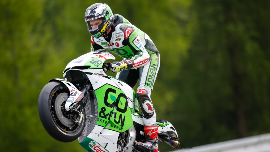 Scott Redding, GO&FUN Honda Gresini, CZE RACE