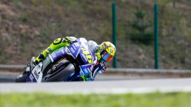 Valentino Rossi, Movistar Yamaha MotoGP, CZE RACE