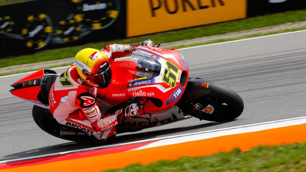 Michele Pirro, Ducati Team, CZE WUP