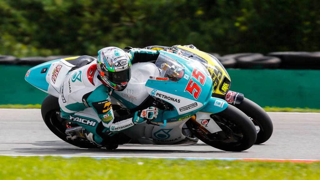 Hafizh Syahrin, Petronas Raceline Malaysia, CZE WUP