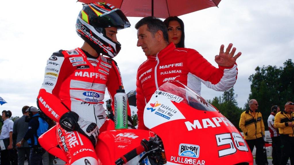 Juanfran Guevara, Mapfre Aspar Team Moto3, CZE RACE